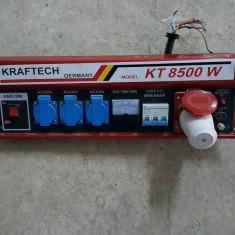 Panou generator Kraftech KT8500W