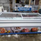 Vitrina/lada /vitrine frigorifice, cu geam curbat, AHT, 2, 1metri - Vitrina Frigorifica