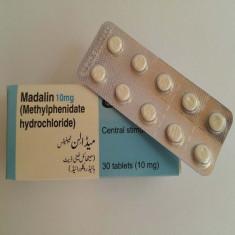 Methylphenidate ( Ritalin ) 10mg - 10 tabl
