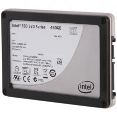 SSD Intel 480GB in perfecta stare de functionare, SATA 3