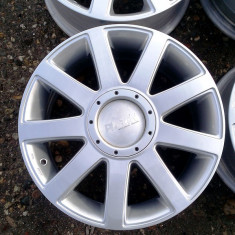 JANTE PLATIN 16 5X112 VW AUDI SKODA SEAT - Janta aliaj, Latime janta: 7, Numar prezoane: 5
