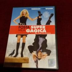 XXP FILM DVD FOSTA MEA SUPER GAGICA - Film comedie Altele, Romana