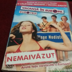 XXP FILM DVD VACANTA IN EUROPA - Film comedie Altele, Romana