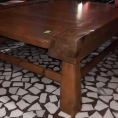 Masa lemn masiv - Masa living