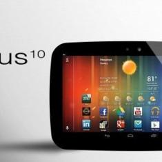 Tableta Samsung Nexus 10 Exynos 5250 2GB Ecran 2K, 32GB cu GPS, Garantie - Tableta Google Nexus 10 Samsung, Wi-Fi