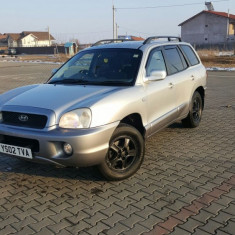 Hyundai santa fe 4x4, An Fabricatie: 2002, Benzina, 165000 km, 2400 cmc