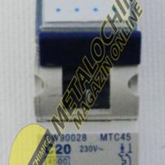 Siguranta bipolara Gewiss 20A - Tablou electric si siguranta