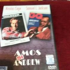 XXP FILM DVD AMOS SI ANDREW - Film romantice, Romana