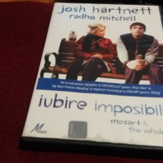 XXP FILM DVD IUBIRE IMPOSIBILA - Film comedie, Romana