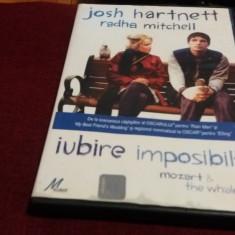 XXP FILM DVD IUBIRE IMPOSIBILA - Film comedie Altele, Romana