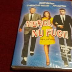 FILM DVD MERGI NU FUGI WALK DON'T RUN - Film comedie Altele, Romana