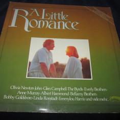 Various - A Little Romance _ dublu vinyl, 2 x LP, Germania _ Arcade _ pop rock - Muzica Pop Altele, VINIL