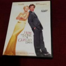 XXP FILM DVD HOW TO LOSE A GUY IN 10 DAYS - Film comedie Altele, Romana