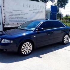 Audi A4 2.5 TDI 2002 Inmatriculata, Motorina/Diesel, 265000 km, 2496 cmc