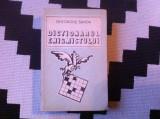 Dictionarul enigmistului Gheorghe Sanda dictionar carte hobby sport turism 1983, Alta editura