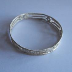 Bratara de argint -filigran -1051 - Bratara argint
