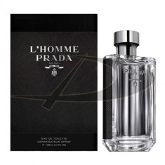Prada Prada L`Homme, 100 ml, Apă de toaletă, pentru Barbati - Parfum barbati