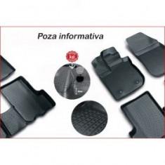 Covoare cauciuc stil tavita Volvo XC90 2002-2014 ( 3D 0497, A10 ) - Covorase Auto, XC90 - [2002 - 2013]