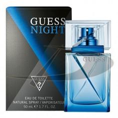 Guess Night, 100 ml, Apă de toaletă, pentru Barbati - Parfum barbati