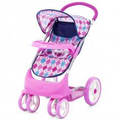 Carucior pentru papusi Chipolino Lola checkers - Vehicul