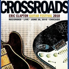 ERIC CLAPTON Crossroads Guitar Festival 2010 (2bluray) - Muzica Blues