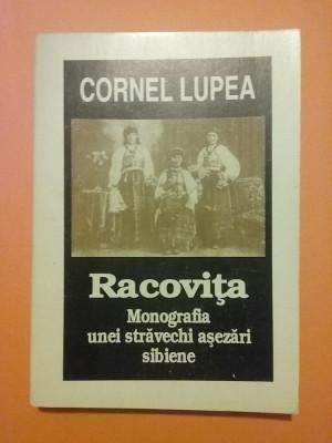 Racovita - Cornel Lupea / C59P foto