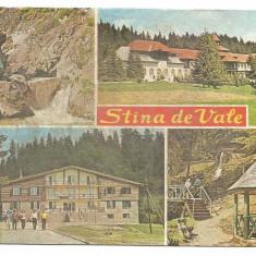 @ carte postala(marca fixa)-BIHOR-Stana de Vale - Carte postala tematica, Circulata, Printata