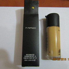 FOND TEN MAC MATCHMASTER -30 ML ---SUPER PRET, SUPER CALITATE! NO 06 - Fond de ten