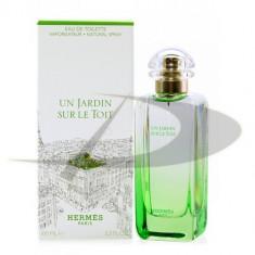Hermes Un jardin sur le toit, 50 ml, Apă de toaletă, Unisex - Parfum unisex