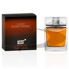 Mont Blanc Homme Exceptionelle, 75 ml, Apă de toaletă, pentru Barbati - Parfum barbati