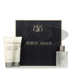 Set Armani Acqua Di Gio, Apă de toaletă, pentru Barbati - Set parfum
