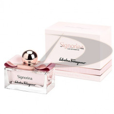 Salvatore Ferragamo Signorina, 50 ml, Apă de parfum, pentru Femei - Parfum femeie