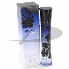 Armani Code, 75 ml, Apă de parfum, pentru Femei - Parfum femeie
