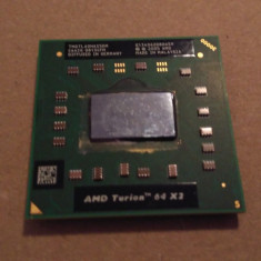 Procesor AMD TURION 64 X2 TL-60 TMDTL60HAX5DM - Procesor laptop
