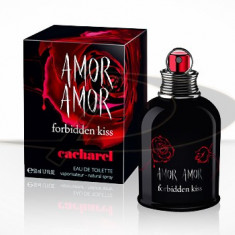 Cacharel Amor Forbidden Kiss, 100 ml, Apă de parfum, pentru Femei - Parfum femeie