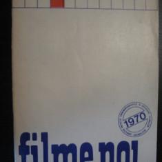 Film / cinema - revista filme noi / aprilie 1970