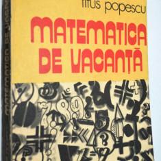 Familia in fata conduitelor gresite ale copilului Tiberiu Rudica - Carte Matematica