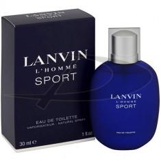 Lanvin L`Homme Sport, 100 ml, Apă de toaletă, pentru Barbati - Parfum barbati
