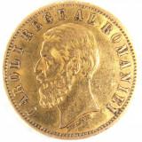 Moneda de aur 20 lei 1883 - Moneda Romania