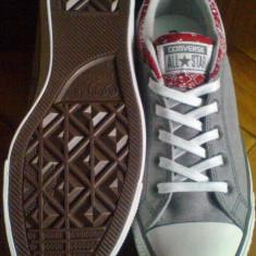 Tenisi Converse All Star Mason 41EU -produs original- IN STOC - Tenisi barbati Converse, Culoare: Gri, Textil
