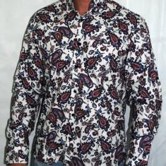 Camasa ATZ pentru barbati model traditional - Camasa barbati Pull & Bear, Marime: M, Culoare: Din imagine, Maneca lunga