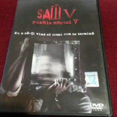 XXP FILM SAW V - Film thriller Altele, DVD, Romana