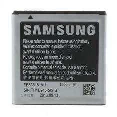 Acumulator Samsung I9070 Galaxy S Advance B9120 EB535151VU 1500mAh Original SWAP