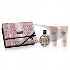 Set Jimmy Choo Jimmy Choo, Apă de parfum, pentru Femei - Parfum femeie