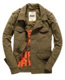 Geaca barbati Superdry Rookie Military - Marimi M , L , XL, Khaki
