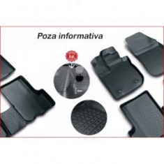 Covoare cauciuc stil tavita Volvo XC60 2008-> ( 3D 0499, A10 ) - Covorase Auto, XC60 - [2008 - 2013]