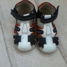 Sandale fetite din piele Balducci Italia marimea 21 - Pret Mic - Sandale copii Made in Italia, Culoare: Din imagine, Fete, Piele naturala
