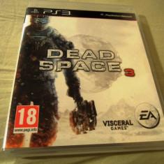 Dead Space 3, PS3, original, alte sute de jocuri! - Jocuri PS3 Ea Games, Actiune, 18+, Single player