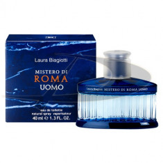 Laura Biagiotti Mistero Di Roma Men, 125 ml, Apă de toaletă, pentru Barbati - Parfum barbati