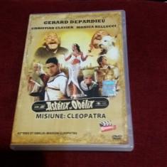 XXP FILM ASTERIX SI OBELIX MISIUNEA CLEOPATRA - Film comedie Altele, DVD, Romana